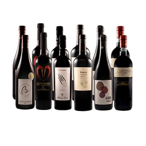 Red Wines Mixed Case